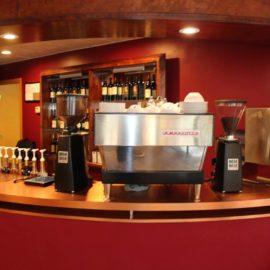 We're at Kategna Ethiopian Restaurant, San Jose, Ca!