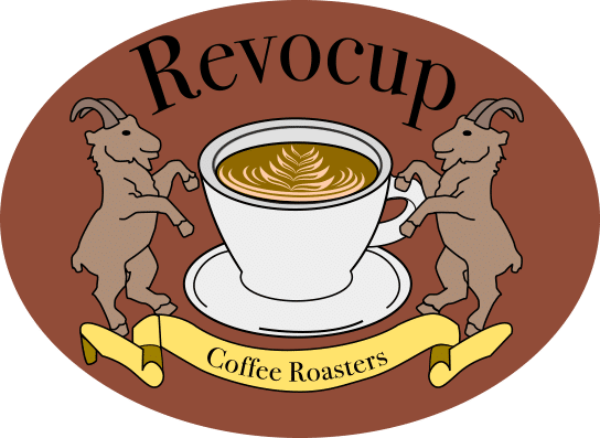 Revocup Coffee Roasters Logo